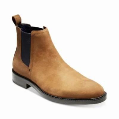 コールハーン ブーツ Kennedy Grand Waterproof Chelsea Boots Dogwood Nubuck