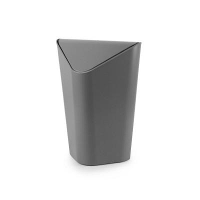 アンブラ コーナーカン ゴミ箱 チャコール Umbra CORNER CAN charcoal / おしゃれ