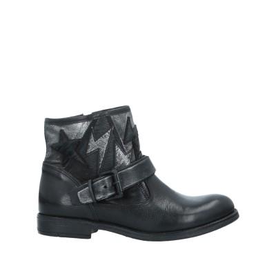 RALPH HARRISON® ショートブーツ ブラック 36 柔らかめの牛革 ショートブーツ
