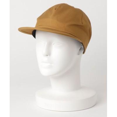 JUGLANS / OCTAVE OCTAVE VENTILE ONE SEAM CAP MEN 帽子 > キャップ