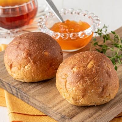 パン 糖質制限 糖質オフ ふんわりブランパン オレンジ 10個 小麦ふすま フスマ粉 ダイエット ロカボ 食事制限 置き換え 減量 ロールパン オレンジ 冷凍