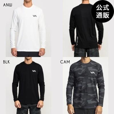 【期間限定50%OFF 5/9まで】OUTLET 2019 RVCA ルーカ SPORT メンズ VA VENT ロングスリーブTシャツ 全3色 S/M/L/XL rvca