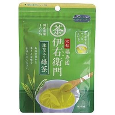 ds-2182218 (まとめ)宇治の露製茶 伊右衛門 インスタント緑茶【×10セット】 (ds2182218)