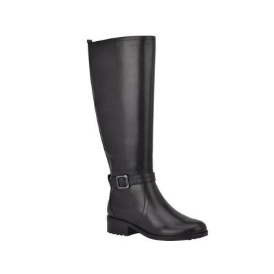 イージースピリット ブーツ&レインブーツ シューズ レディース Reverie Women's Wide Calf Tall Boots Black