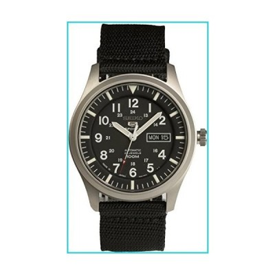 [セイコーインポート] 腕時計 セイコーimport SNZG15JC 逆輸入品 ブラック【並行輸入品】