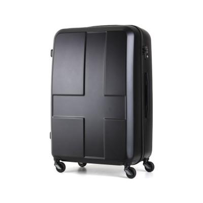 【カバンのセレクション】 イノベーター スーツケース Lサイズ 軽量 大型 大容量 INNOVATOR 70L INV63 ユニセックス ブラック系1 在庫 Bag&Luggage SELECTION