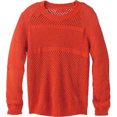プラーナ ニット&セーター レディース アウター Prana Women's Kokimo Sweater Lava Glow