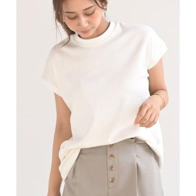 tシャツ Tシャツ スムースプチハイネックプルオーバー
