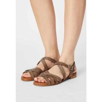レディース 靴 シューズ Sandals - taupe