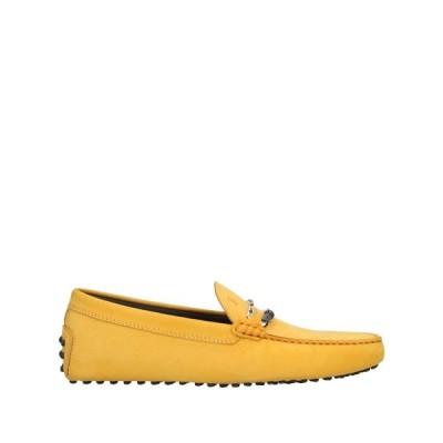 トッズ TOD'S メンズ ローファー シューズ・靴 loafers Ocher