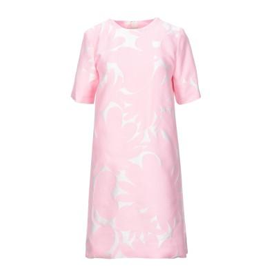 マルニ MARNI ミニワンピース&ドレス ピンク 36 ポリエステル 91% / ナイロン 9% ミニワンピース&ドレス