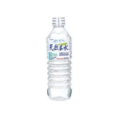ブルボン 天然名水 出羽三山の水 500mlPET×24本入×(2ケース)