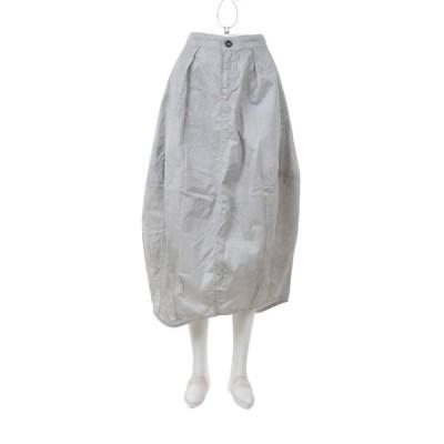 Antgauge アントゲージ レディース アシンメトリー コクーンスカート ロングスカート GE362