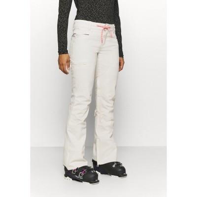 ディーシー カジュアルパンツ レディース ボトムス VIVA - Snow pants - gray