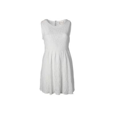 トゥーバイヴィンスカムート ドレス ワンピース Two by Vince Camuto 3829 レディース ホワイト Lace Contrast Trim Cocktail ドレス 3X BHFO