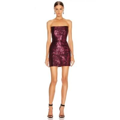 ミシェル メイソン Michelle Mason レディース ワンピース ミニ丈 ワンピース・ドレス corset mini dress Peony