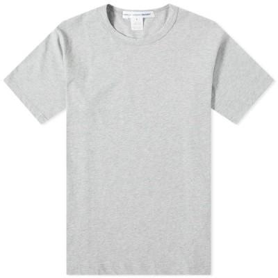 コム デ ギャルソン Comme des Garcons SHIRT メンズ Tシャツ トップス Classic Tee Grey