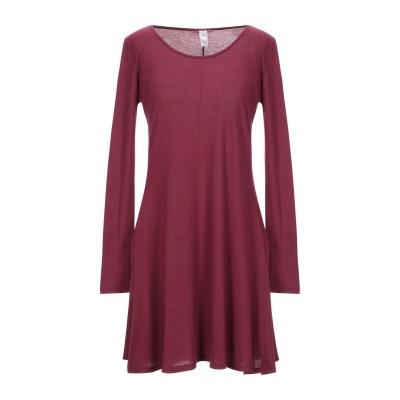 ALTERNATIVE® ミニワンピース&ドレス ガーネット L コットン 50% / レーヨン 50% ミニワンピース&ドレス