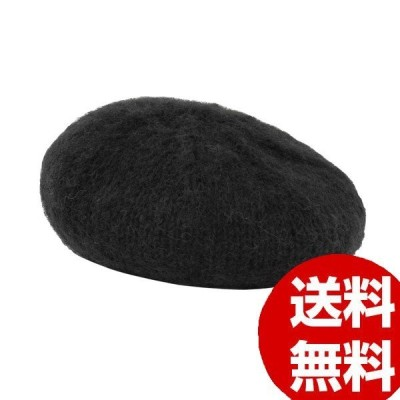 ベレー帽 ハイライト ブラック 10618621040