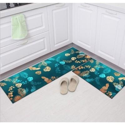 玄関マット マット 玄関 屋外 室内 かわいい おしゃれ 洗える 華やか 玄関マット キッチンマット g95