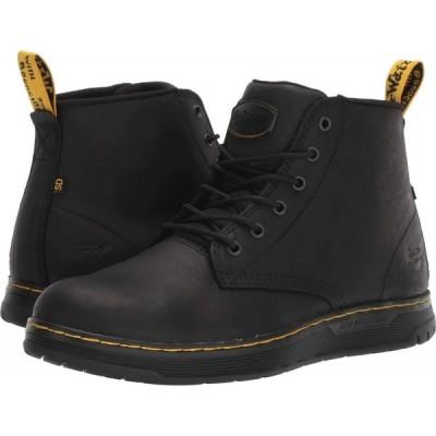 ドクターマーチン Dr. Martens Work メンズ シューズ・靴 Ledger Steel Toe SD Black/Black/Black/Black