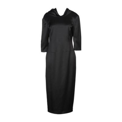 MALLONI チューブドレス  レディースファッション  ドレス、ブライダル  パーティドレス ブラック