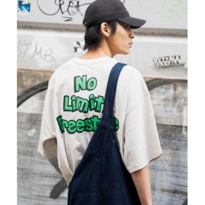 WEGO / ∴WEGO/別注SKATEPARKプリント半袖Tシャツ MEN トップス > Tシャツ/カットソー