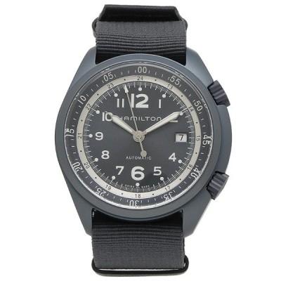 「P10%還元 3/5 20時〜24時」ハミルトン 腕時計 メンズ HAMILTON H80495845 41MM ブルー ネイビー