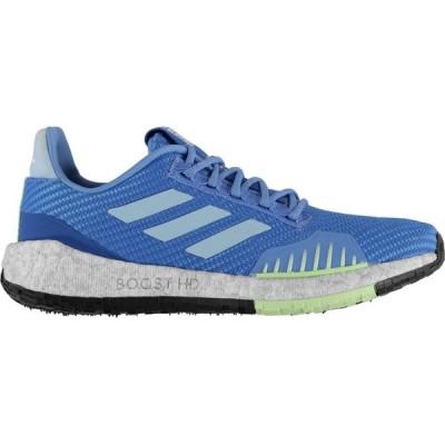 アディダス adidas レディース ランニング・ウォーキング シューズ・靴 Pulseboost HD Running Shoes Blue/White