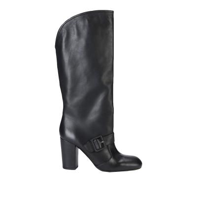 CHIE MIHARA ブーツ ブラック 36 革 ブーツ