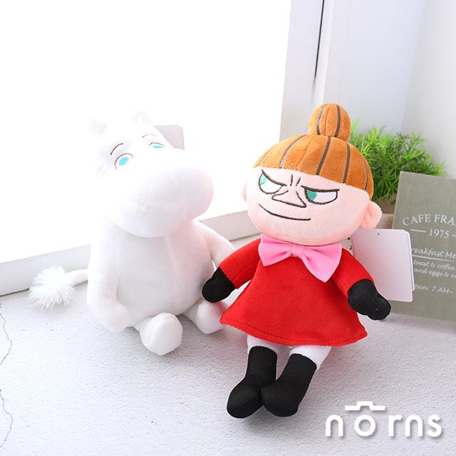 【嚕嚕米系列娃娃 6吋】Norns 正版授權Moomin 小不點 亞美 姆明 慕敏 絨毛玩偶 吊飾 玩具 禮物 芬蘭精靈