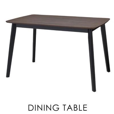 ダイニングテーブル 幅120cm 4人用 おしゃれ 木製 食卓机 アンティーク モダン 安い 人気