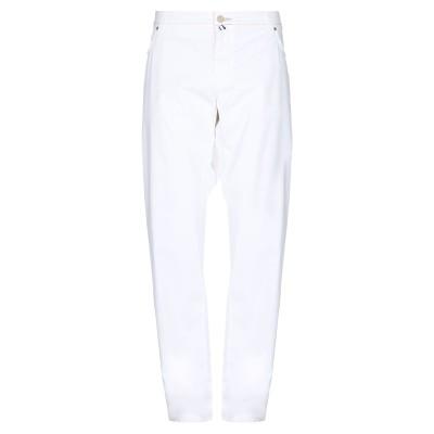 ヤコブ コーエン JACOB COHЁN パンツ ホワイト 44 コットン 96% / ポリウレタン 4% パンツ