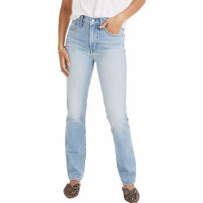 メイドウェル Madewell レディース ジーンズ・デニム ボトムス・パンツ The Perfect Vintage Full-Length Jeans in Colebrooke Wash Cole