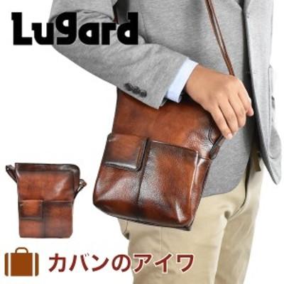 青木鞄 ショルダーバッグ バッグ メンズ ラガード Lugard G3 本革 レザー ショルダー ショルダーバック タテ型 日本製 プレゼント 彼氏