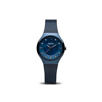 BERING Time   Women's Slim Watch 14427-393   27MM Case   Solar Collection  