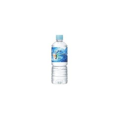 六甲のおいしい水 600ml 1ケース(24本入)アサヒ飲料