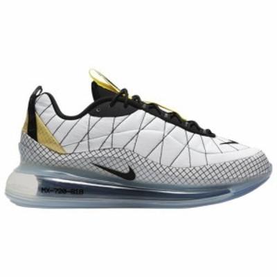 (取寄)ナイキ メンズ シューズ エア マックス 720 Nike Men's Shoes Air Max 720 White Black Opti Yellow