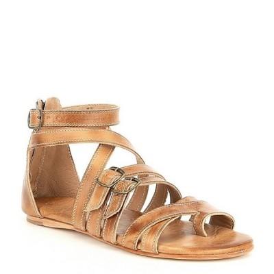 ベッドステュ レディース サンダル シューズ Miya Leather Banded Toe Ring Sandals