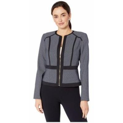 Calvin Klein カルバンクライン 服 一般 Zip Front Piped Jacket