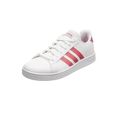 adidas 03_GRANDCOURTK (EG5136) 色 : フットウェアWHT/リア サイズ : 230