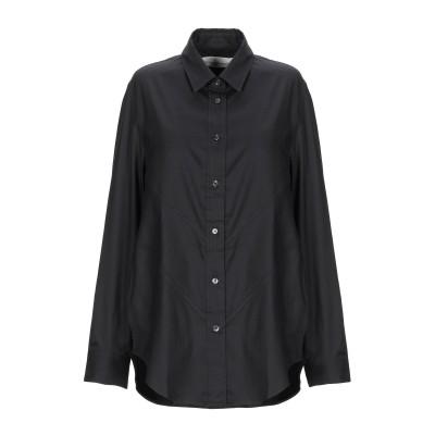 ゴールデン グース GOLDEN GOOSE DELUXE BRAND シャツ ブラック S コットン 97% / ポリウレタン 3% シャツ
