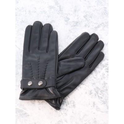 シープスキン グローブ/手袋  ベルト