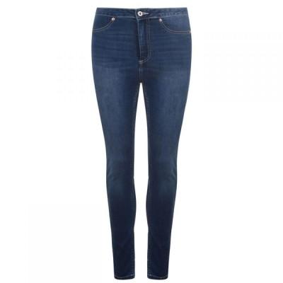 ハードコア Hardcore レディース ジーンズ・デニム ボトムス・パンツ Staten Jeans Luxe Blue