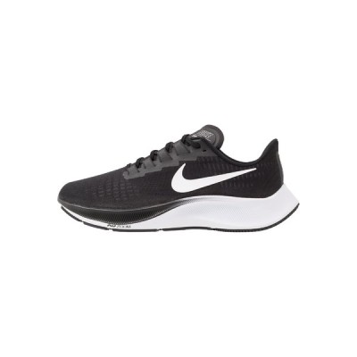 ナイキ シューズ メンズ ランニング AIR ZOOM PEGASUS 37 - Neutral running shoes - black/white