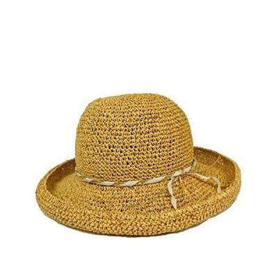 ライオン堂 ノル広つばペーパーレディースハット UV 日よけ 麦わら 大きいサイズ 小さいサイズ 春 夏 婦人 レディース おしゃれ(帽子)