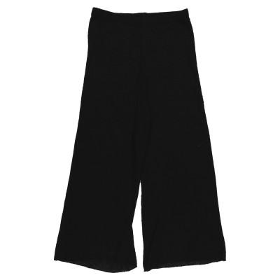 MES DEMOISELLES パンツ ブラック 3 モヘヤ 40% / ウール 36% / ナイロン 24% パンツ