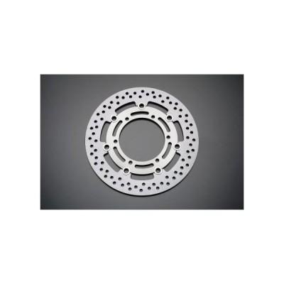 マジェスティ(MAJESTY)4HC/5GM/5SJ/4D9 キット専用Φ285ディスクローター シルバー GRONDEMENT(グロンドマン)