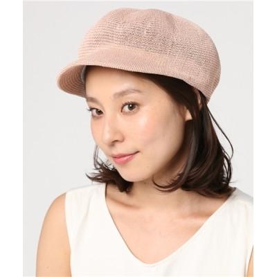COLLARS / 【lalaBorn/ララボーン】ペーパーキャスケット WOMEN 帽子 > キャスケット
