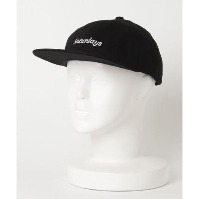 帽子 キャップ SATURDAYS NEW YORK CITY/サタデーズニューヨークシティ/Rich Baseball Cap